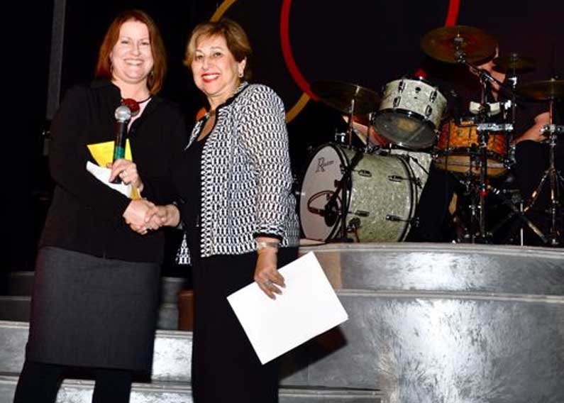Barbara Greenspan Shaiman honored as an Extraordinary Woman