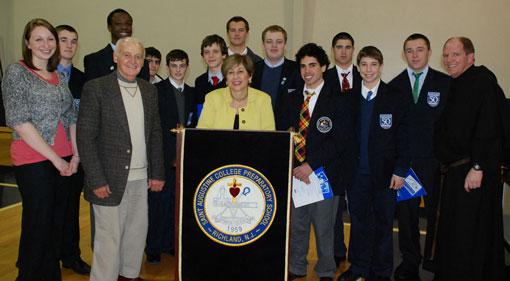 St. Augustine College Prep Caritas Presentation